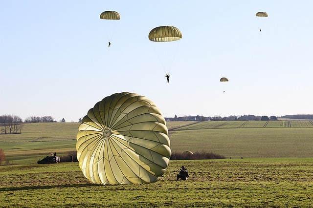 Fallschirmtraining_Bundeswehr